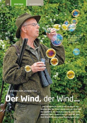 Der Wind, der Wind… - Wikem.de