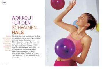 Workout für den Schwanenhals - MoveNet24