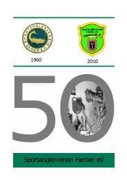 Festschrift50 f r PDF - SAV-Hemer/Startseite