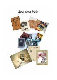 Zeitschrift für Bücherfreunde - International League of Antiquarian ...