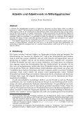 Adjektiv und Adjektivverb im Mittelägyptischen - Carsten Peust - Page 3