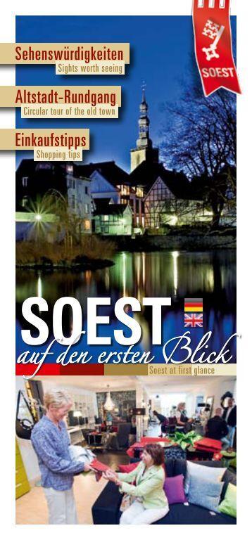 SOEST auf den ersten Blick - Soest at first glance