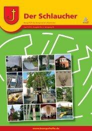 komplette Ausgabe downloaden - Bürgerverein Daxlanden eV