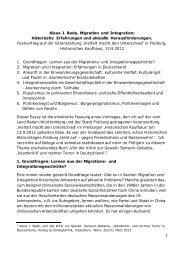 1 Klaus J. Bade, Migration und Integration: Historische Erfahrungen ...