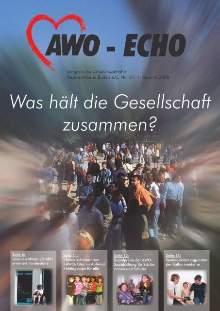 ECHO - AWO Baden