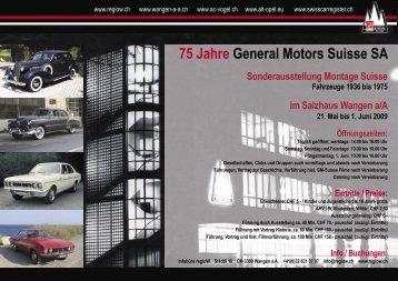 PDF-File - OPEL GT CLUB Schweiz