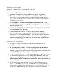 Allgemeinen Geschäftsbedingungen (AGB) - QR-Germany