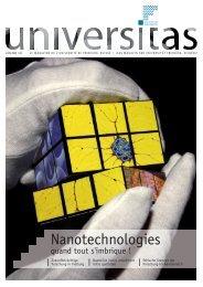 Mise en page 1 - Département de chimie - Université de Fribourg