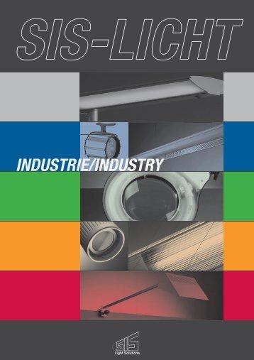 Lichtlösungen für Industrie und Gewerbe - SIS-Licht