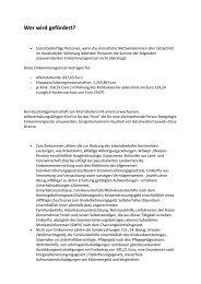 Heizkostenzuschuss – Aktion 2012/2013 (Wer wird gefördert? - Was ...