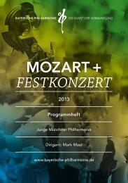 Festkonzert - Bayerische Philharmonie eV