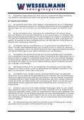 Allgemeine Geschäftsbedingungen (AGB) der Wesselmann ... - Seite 3