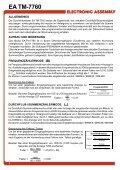 EA TM-7760 6-ST. DURCHFLUSSMESSER + ... - LCD elementy - Seite 2