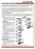 EA TM-7760 6-ST. DURCHFLUSSMESSER + ... - LCD elementy - Seite 3
