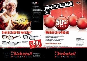Top-BRillEnGläSER - Diekstall Cloppenburg
