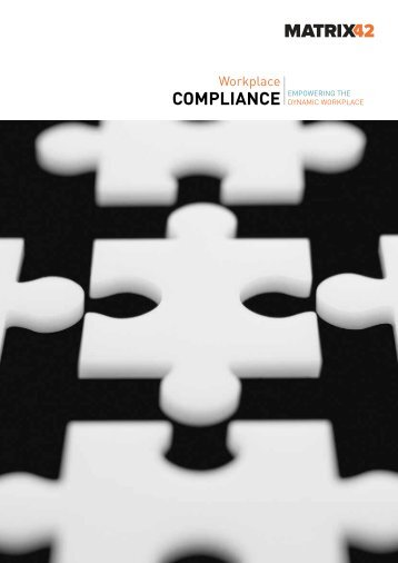 Workplace Compliance - Matrix42