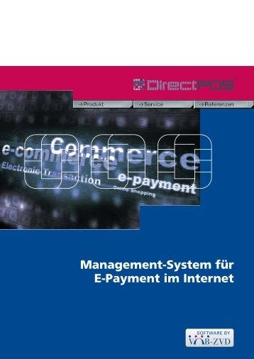 DirectPOS-Produktbroschüre