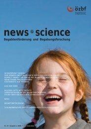 news science - ÖZBF