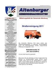 4,38 MB - Gemeinde Altenburg