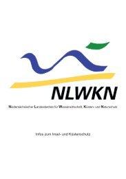 Infos zum Insel- und Küstenschutz - Chronik der Insel Norderney