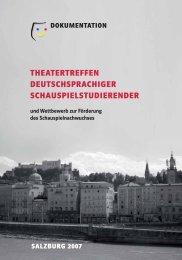2007 - Theatertreffen