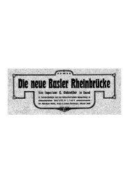 Die neue Basler Rheinbrücke. - The European Library