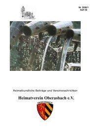 Heimatverein Oberasbach e.V.