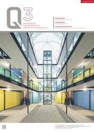 das magazin für architektur design und wohnkultur - Editorial