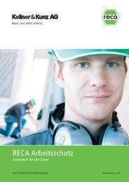 RECA Arbeitsschutz - Kellner & Kunz AG
