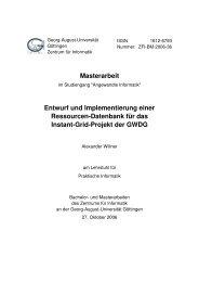 Schriftliche Ausarbeitung - Alexander Willner | Masterarbeit