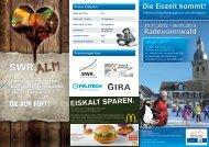 Download Flyer - bei der WFG Radevormwald