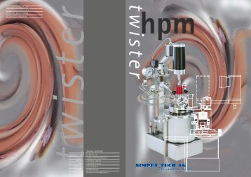 autoklaven - Simpex Tech AG