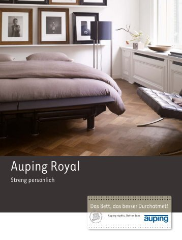 Auping Royal