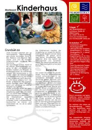 Grundsätze Bereiche - Pro-Montessori.de