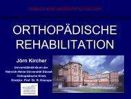 Medizinische Trainingstherapie (MTT) - LVR-Klinikum Düsseldorf