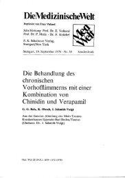 DieMedizinischeWelt - Prof. Dr. Gustav G. Belz