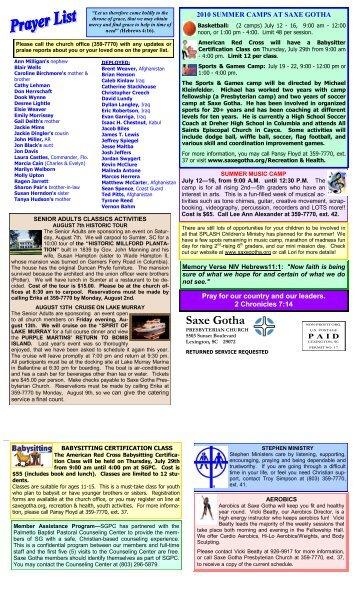 Saxe Gotha - Acswebnetworks.com