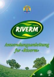 Anwendungsanleitung für - riverm.info