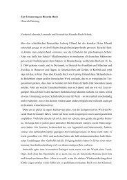 Nachdem Heinrich Mann, der ehemalige ... - Ricarda jubiliert