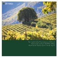 Informationen zum Weingut Gert Pomella als PDF - Kochgeplauder