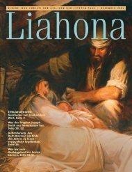 Dezember 2006 Liahona - Kirche Jesu Christi der Heiligen der ...
