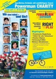 Powerman Charity