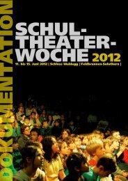 Dokumentation herunterladen - Schultheaterwoche