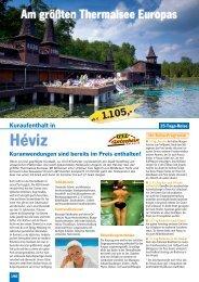 Héviz - Eurostar Touristik