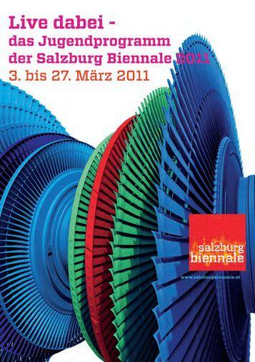 Live Dabei - Salzburg Biennale