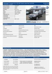 Volkswagen Touareg V6 3.0 TDI DPF Xenon Leder Navi Luft DYN 26.000 ...