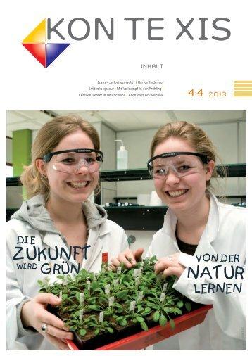 Exzellenzförderung in Deutschland - Der Verein MINT-EC ...