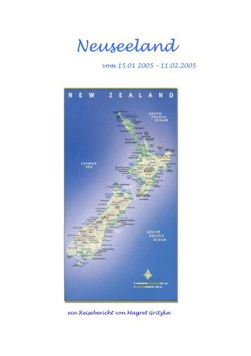 Neuseeland - MG Reisen