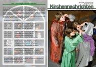 Kirchenblatt Dezember 2010/Januar 2011 - Kirchgemeinde Neukirch
