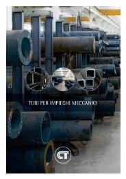 Scarica scheda in formato PDF - commerciale tubi